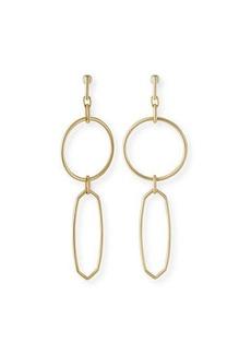 Kendra Scott Bryson Geometric Drop Earrings