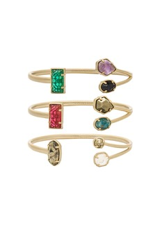 Kendra Scott Cammy Pinch Bracelet Set