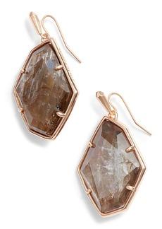 Kendra Scott Dunn Large Drop Earrings