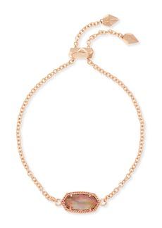 Kendra Scott Elaina 14K Rose Gold Plated Over Brass Bracelet