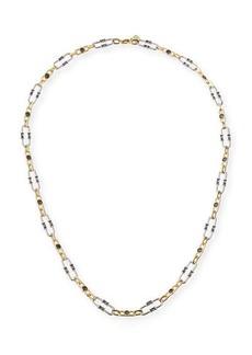 Kendra Scott Gage Crystal Oval Link Necklace  31