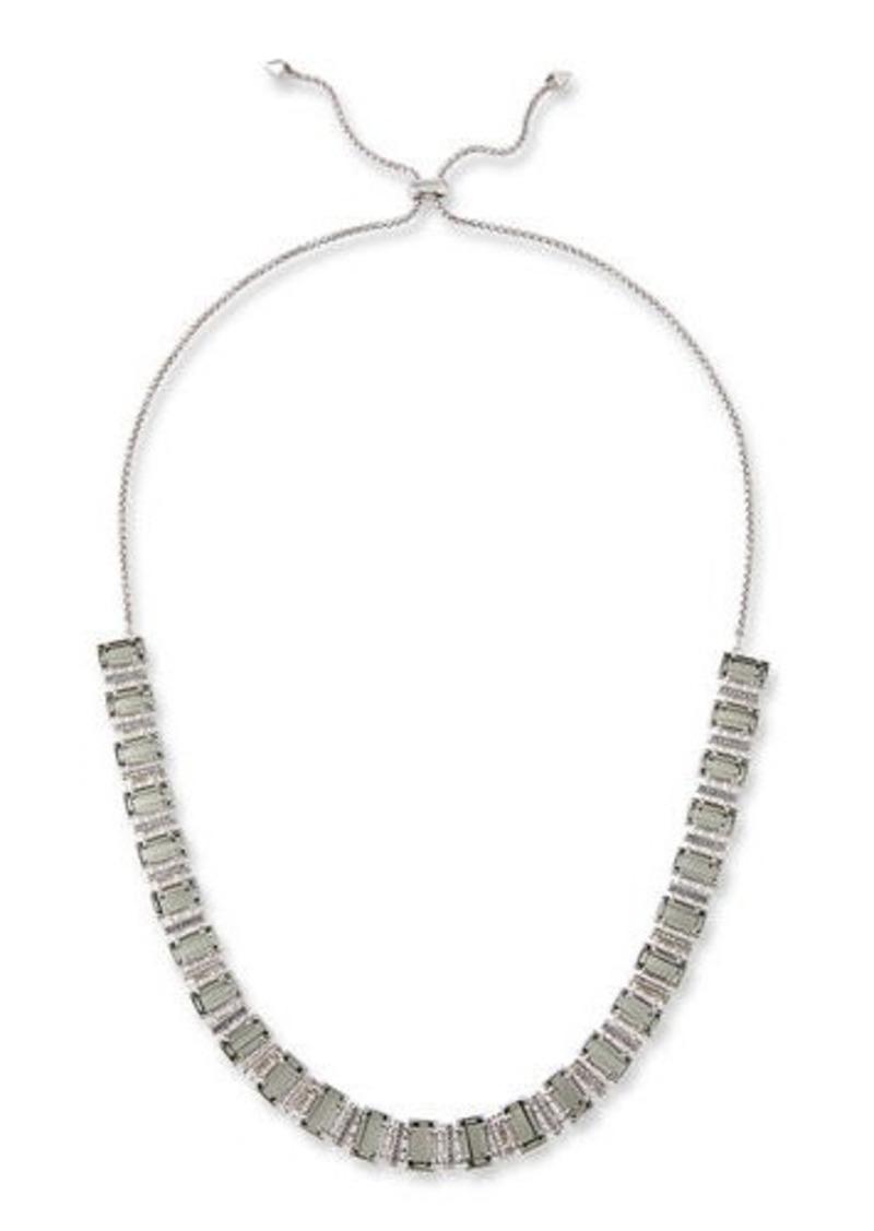 Kendra Scott Gus Adjustable Oblong-Link Necklace
