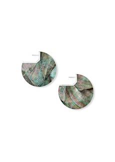 Kendra Scott Kai Shell Disc Earrings