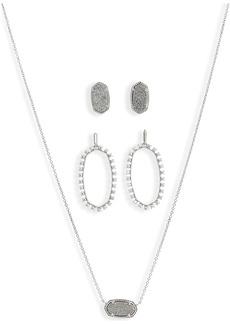 Kendra Scott 3-Piece Jewelry Gift Set