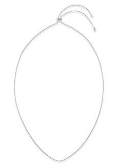 Kendra Scott Adjustable Chain Necklace