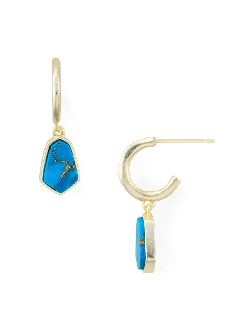 Kendra Scott Clove Huggie Hoop Earrings