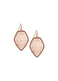 Kendra Scott Corley Pentagon Drop Earrings