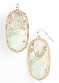 Kendra Scott Danielle - Large Oval Statement Earrings