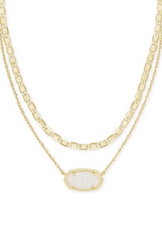 Kendra Scott Elisa Multistrand Pendant Necklace
