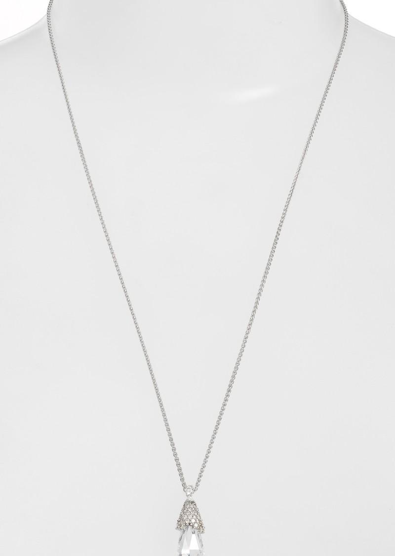 adfa5afc6d04e8 Kendra Scott Kendra Scott Ella Convertible Teardrop Pendant Necklace ...