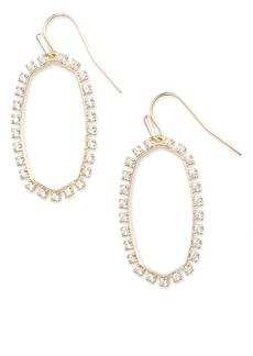 Kendra Scott Elle Cubic Zirconia Earrings