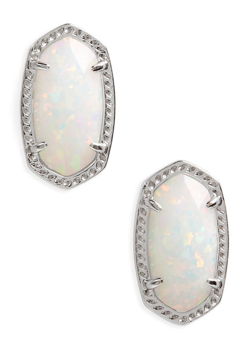Kendra Scott Ellie Oval Stud Earrings