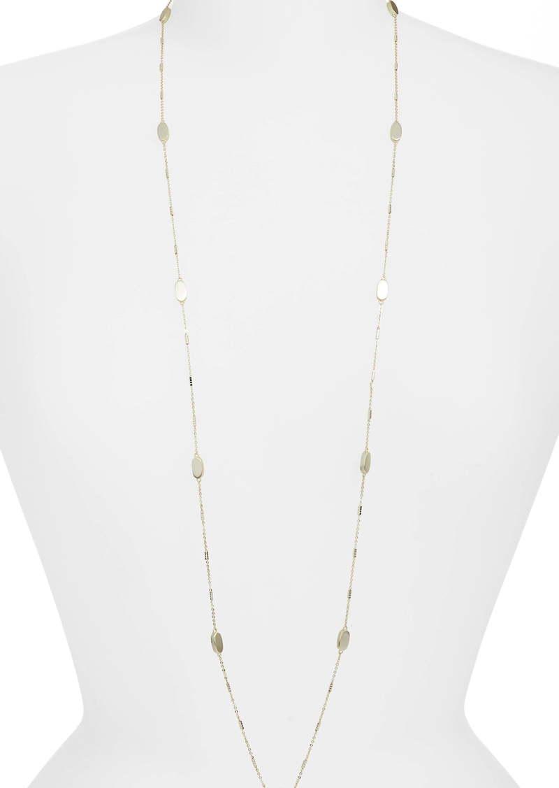 Kendra Scott Franklin Long Strand Necklace