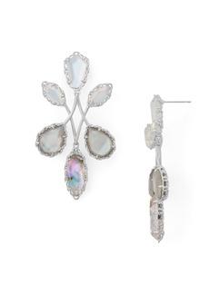 Kendra Scott Gwenyth Stone Statement Earrings