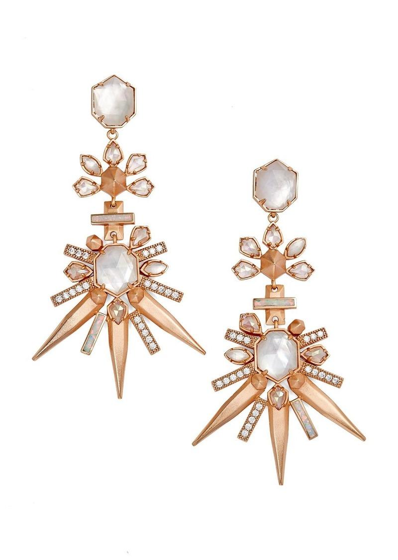 Kendra Scott Isadora Jewel Drop Earrings