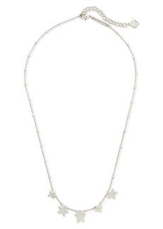 Kendra Scott Jae Star Choker Necklace