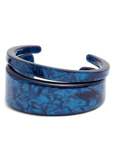 Kendra Scott Kaiden Set of 2 Bracelet Cuffs