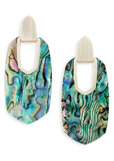 Kendra Scott Kailyn Geometric Drop Earrings