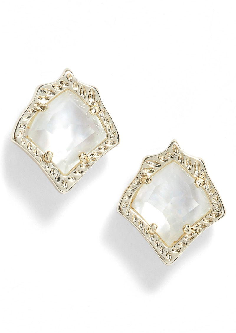 Kendra scott kendra scott kirstie stud earrings jewelry shop kendra scott kirstie stud earrings arubaitofo Images