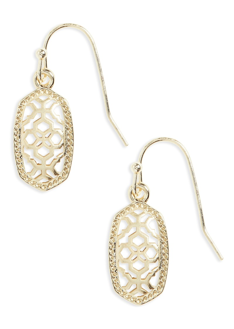 Kendra scott kendra scott lee small filigree drop earring kendra scott lee small filigree drop earring arubaitofo Images