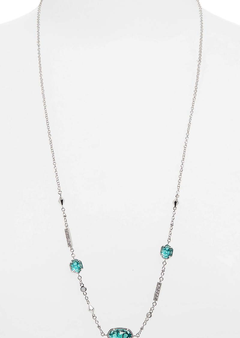 Kendra Scott Maddie Long Station Necklace