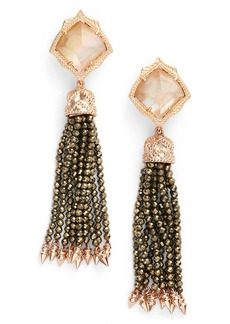Kendra Scott Misha Tassel Earrings