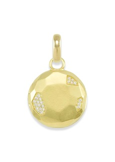 Kendra Scott Pavé Crystal Locket Charm