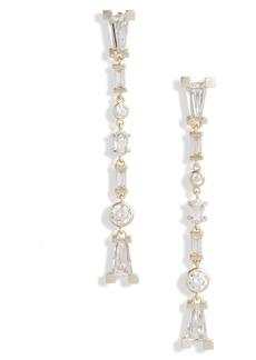 Kendra Scott Rumi Linear Drop Earrings