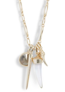 Kendra Scott Samuel Multi Charm Necklace