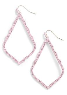 Kendra Scott 'Sophee' Textured Drop Earrings