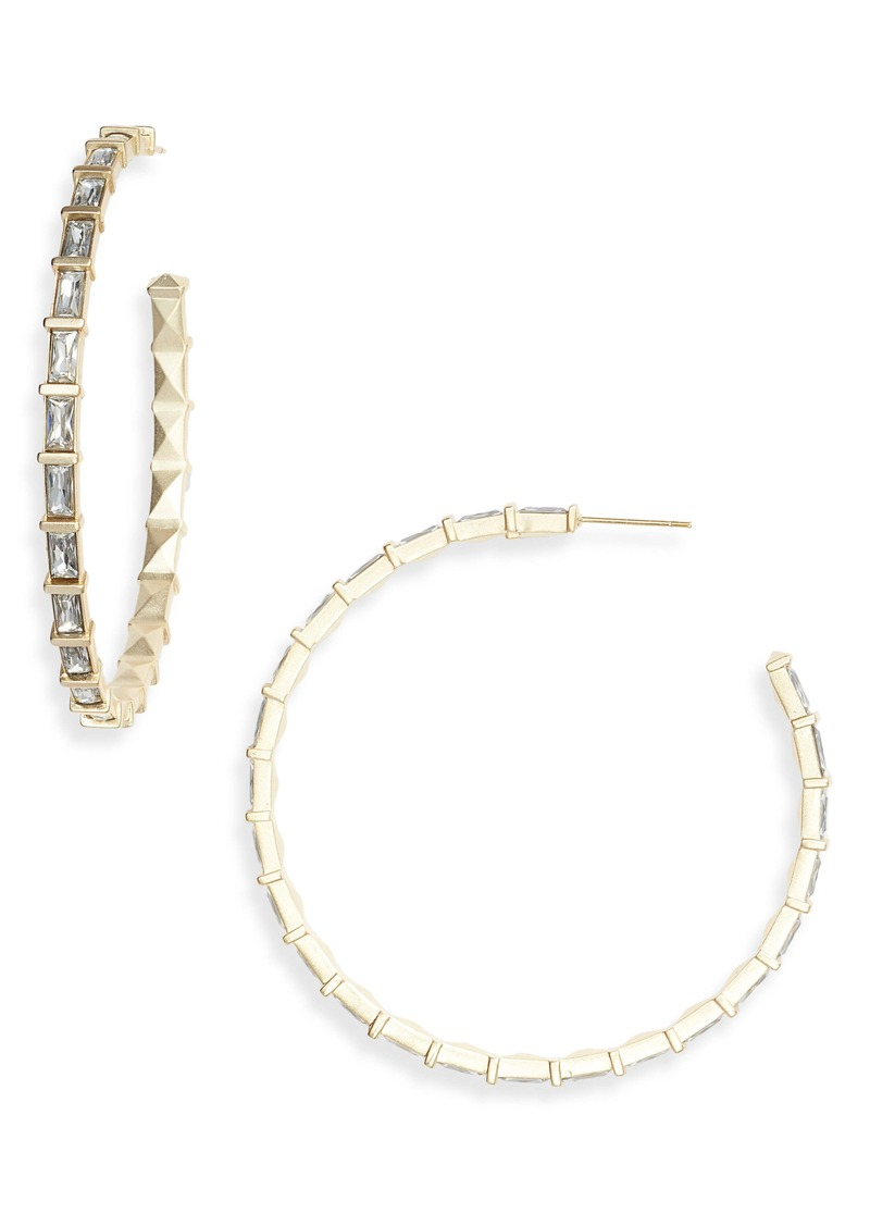 Kendra Scott Thora Large Hoop Earrings