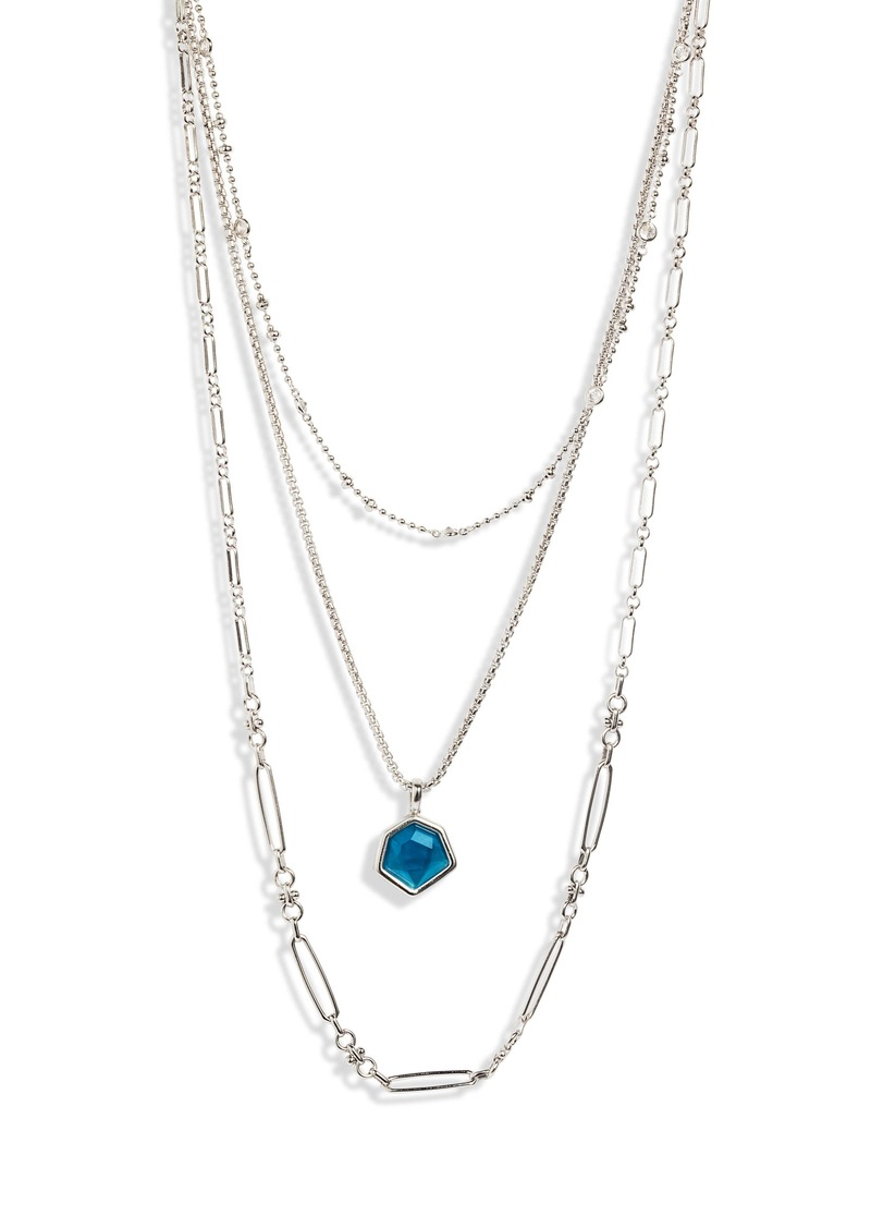 Kendra Scott Vanessa Multistrand Necklace