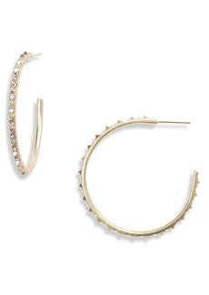 Kendra Scott Veronica Hoop Earrings