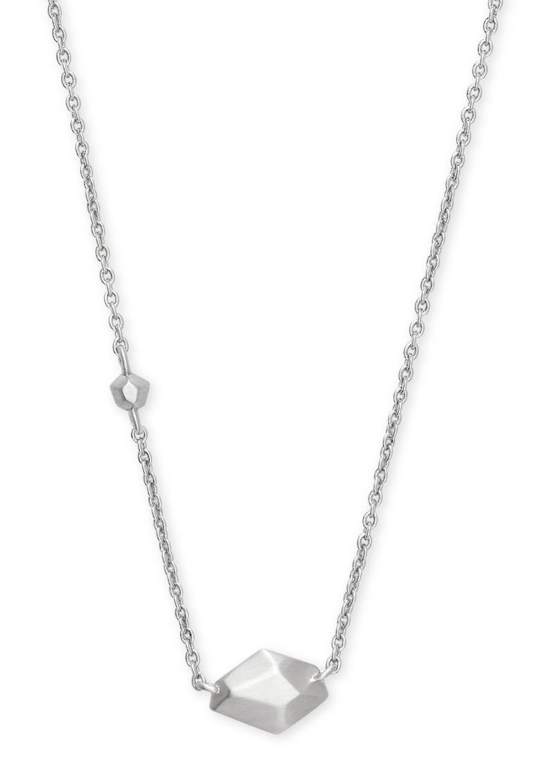Kendra Scott Laureen Nugget Pendant Necklace
