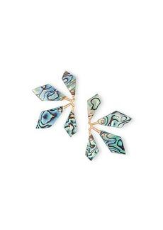 Kendra Scott Malika Geometric Post Earrings