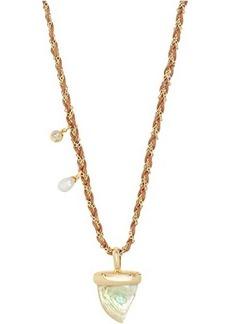 Kendra Scott Oleana Long Pendant Necklace
