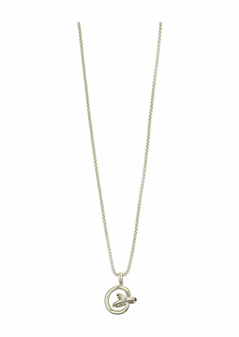Presleigh Small Long Pendant Necklace