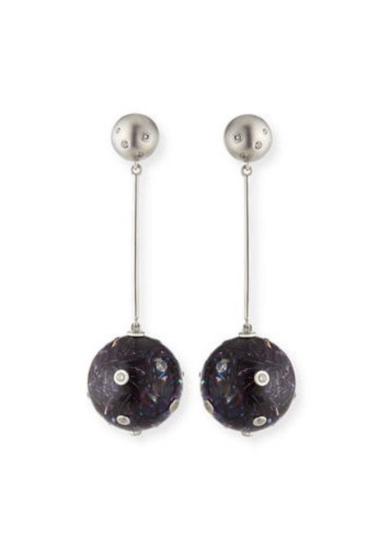 Kendra Scott Rosa Linear Drop Earrings