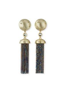 Kendra Scott Sue Tassel Drop Clip-On Earrings