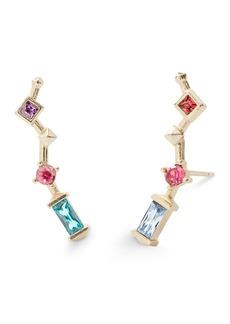 Kendra Scott Sutton Linear Drop Earrings