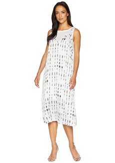 Kenneth Cole 2 Layered Tank Dress