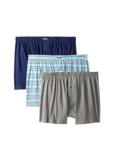 Kenneth Cole 3-Pack Knit Boxer