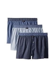 Kenneth Cole 3-Pack Woven Boxer