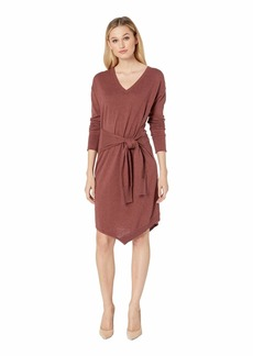 Kenneth Cole Asymmetrical Sweater Dress