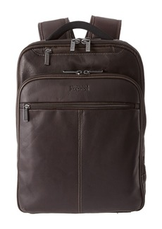 Kenneth Cole Back-Stage Access Colombian Leather Computer Backpack