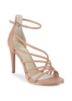 Kenneth Cole Belinda Leather Stiletto Sandals