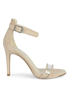Kenneth Cole Brook Vinyl Strappy Sandals
