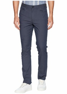 Kenneth Cole Brooklyn Slim Two-Tone Twill