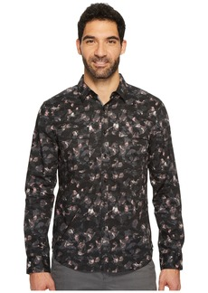 Kenneth Cole Camo Print Shirt