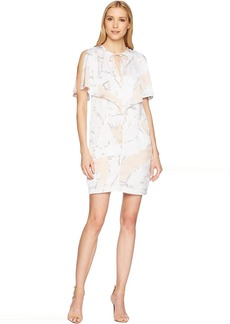 Capelet Dress